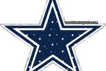 Dallas cowboys / by Becky Chelette McCoy