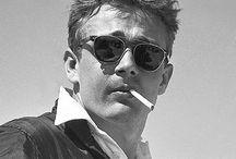 Vintage famous sunglasses and eyewears