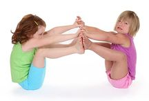 Yoga for kids / by Madeleine Hengst