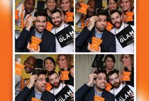 GlamGlow New Product Launch / NYC Photo Booth