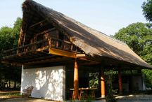 Reena's House, Auroville / Designed by Tapasya Design Studio, Auiroville