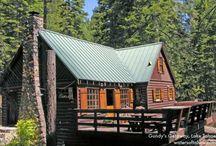 Style Board: Lake Tahoe, CA / Want California style? Get the Tahoe look!
