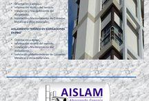 Catalogo: Aislamientos Térmicos en Edificaciones / Aislamientos Térmicos en Edificaciones