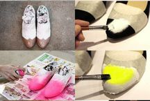 zapatos reciclados