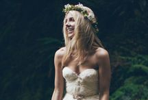 Bohemian Wedding / For the Bohemian Brides-to-Be