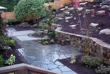 Retaining Walls / by All Oregon Landscaping Inc