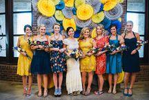 summer wedding bliss / magical summer inspiration