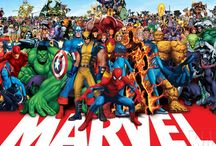 Our Obsession with Marvel Comics / This is you A to Z guide of the Marvel Comics Series. Join us and discover the world of adventure and superheroes!