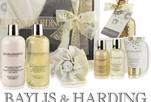 Baylis & Harding England / Discover affordable luxury bath and body products with Baylis & Harding. Committed to creating luxurious washes and lotions in our must-have signature scents. Our philosophy is to create a truly indulgent bathing and gift experience. www.farleyco.ca/Baylis-Harding/Products.html / by Farleyco Canada