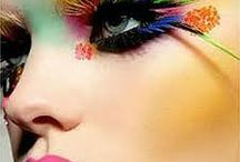 Fantasy Makeup / Fantasy Makeup Looks by Orlando Makeup Artist and LA Makeup Artist / by Amber Norell