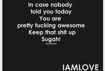 IAMLOVE quotes / Quotes, I AM LOVE