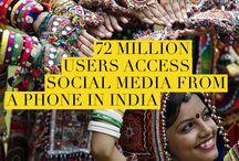 Social Media Facts / Social Media Marketing insights