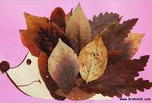 bricolage automne
