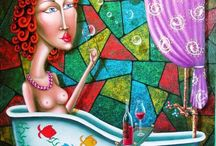 Зураб Мартиашвили Zurab Martiashvili / Зураб Мартиашвили Zurab Martiashvili - paintings,