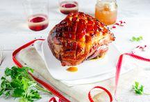 Christmas Ham & Turkey