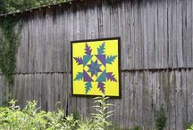 Barn quilts / by Francine Tina Dickens