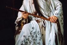 Chinese custume boy