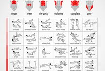 F i t n e s s / Exercise plans that have a mixture of equipment exercises and no equipment exercises