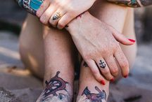 Tattoos I want. And cool ones.  / Ink