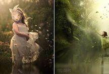 Surreal / imagens de inspiração terra encantada