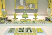 Baby shower ideas / by Angelique Alford