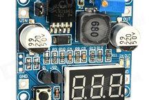 DC to DC Power Module. Модули питания / Модули питания, преобразователи, конвертеры, инверторы, стабилизаторы. Блок питания.