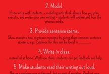 Writing (Supporting Students)