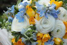 dort, květiny