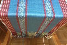 (Inkle) weaving