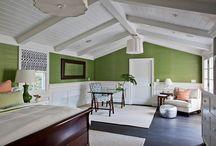 Vaulted ceiling / by Jennifer Felts
