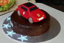 My Cakes / 1st Ferrari birthday cake