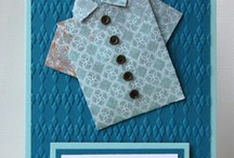 Stampin' UP! Father's Day Cards