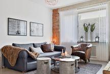 Свежий взгляд на осенний декор / При упоминании осеннего декора, в воображении всплывают картинки с классическими интерьерами.