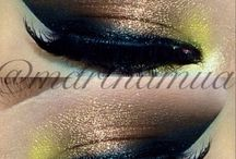 Beauty II / Makeup and applications; beautiful women and beauty.  This is my second board.  / by Matrixbabe Vintage