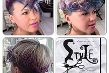 STYLE Hair!! / Modern and glamour Style for your Hair!!