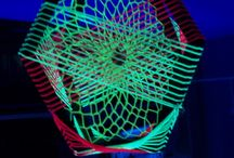 String art 3 d / Idées string art 3 D