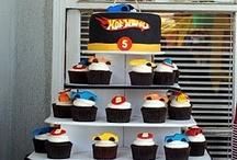 Max Birthday / 2nd bday.  Hotwheels theme?? / by Christine Borgerding