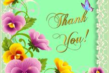 Giff Thank you cards