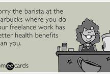 The freelance life.  / by Vrisha