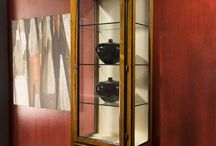 How about giving your home a precious touch of retrò? / Tosato offers one of its showpieces: the one door showcase with a Venetian 16th century style drawer. The cabinet is made of solid wood and guaranteed 12 years. www.tosato.com