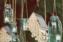 vintage wedding decor / by Arletta Talton