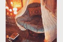 Bedroom Things / Pinworthy bedroom necessities :)