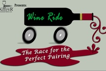Wine Ride Austin 2011-Race for the Perfect Pairing / A fast-paced food and wine pairing adventure which highlighted Texas sommeliers. The winner received an automatic spot in the 2011 #SommsUnderFire competition.