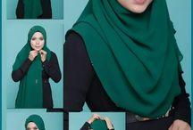 hijab style & fashion