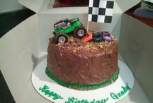 Nate's Birthday Cake ideas / Boy birthday cakes