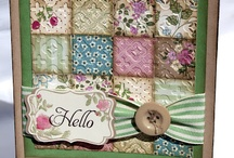 patchwork type cards