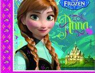 Frozen Party :) / www.accesoriidepetrecere.ro Accesorii pentru petreceri tematice FROZEN