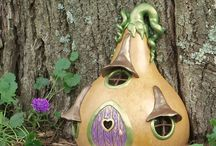 pumkin fairy house 2