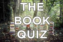 Fun Book Quizzes & Trivia
