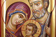ikony - święta rodzina